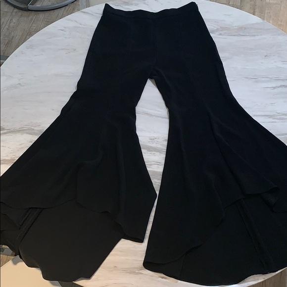Zara Pants - Zara Woman Diana Ross Inspired Pants Flare